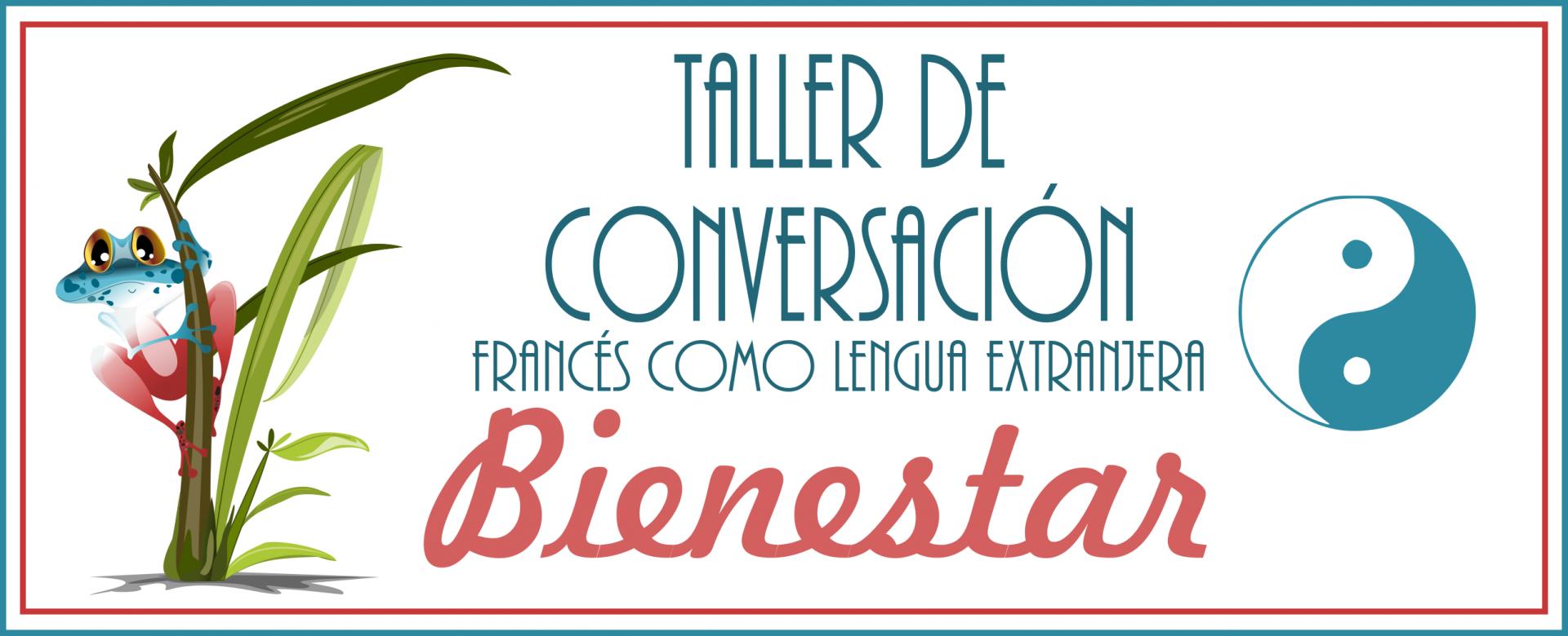 Taller de conversación en francés: Bienestar