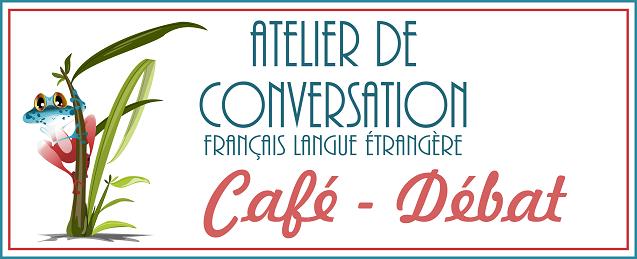 Atelier de conversation café débat