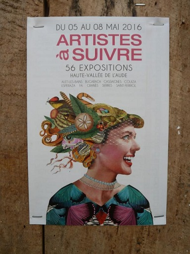 Private french tuition artists