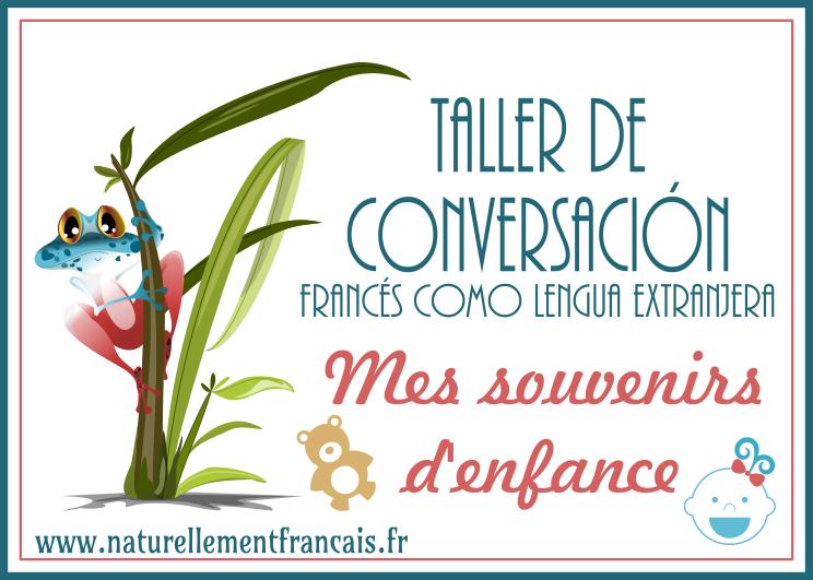 Taller Conversación en francés