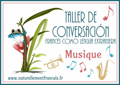 Taller de conversación en francés: la musica