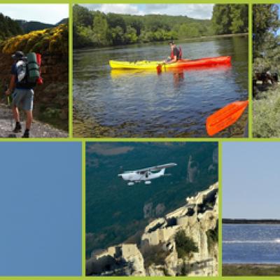 Daring outdoor adventure activities