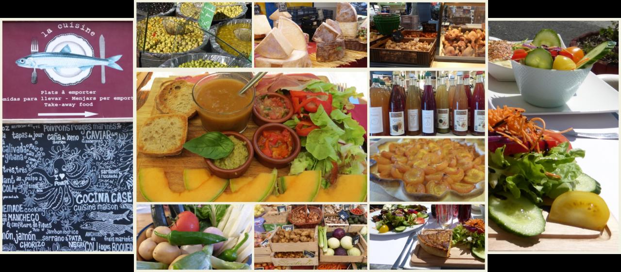 Découvertes gourmandes françaises