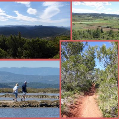 Partir en randonnées dans des paysages préservés