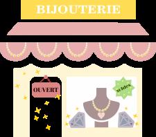 la bijouterie