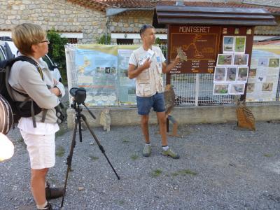 Observation des oiseaux et apprentissage du français