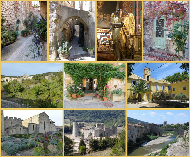 Descubrir los pueblos encantadores del sur de Francia