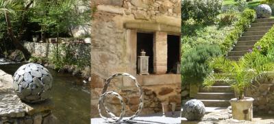 Sculptures en galets - Occitanie