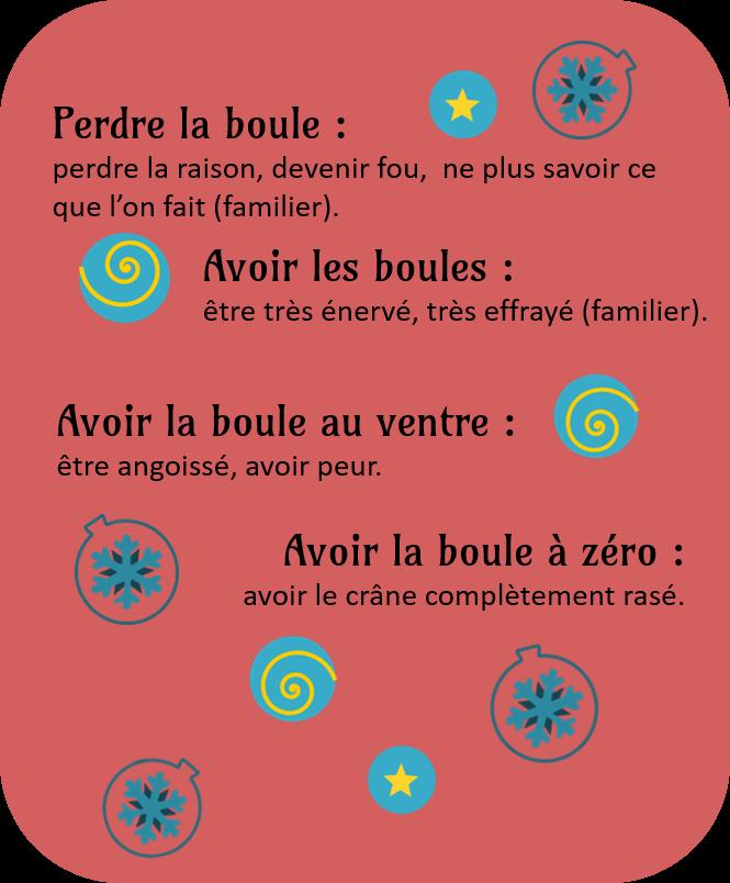 Expressions idiomatiques 3
