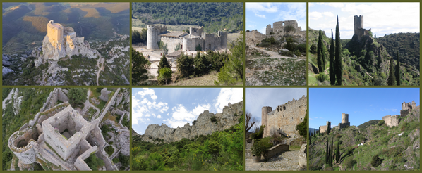Following in the footsteps of the cathars