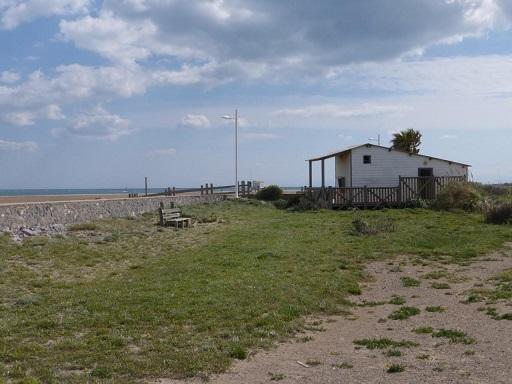 Cabane du littoral