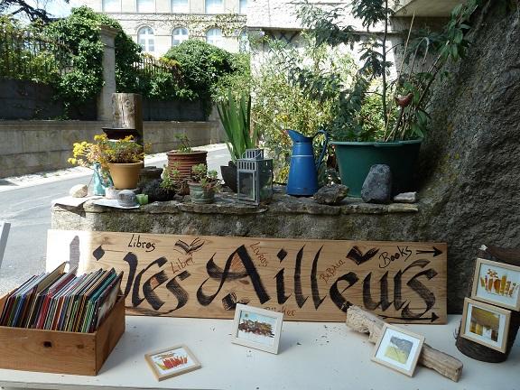 """Livres Ailleurs """"somewhere books"""""""