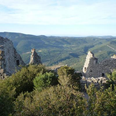 Learn french and hike in mountain of Occitanie