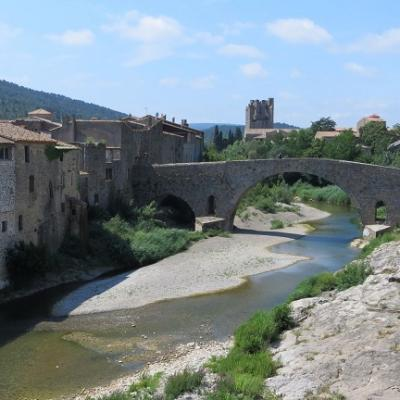 French courses close to lagrasse south of france