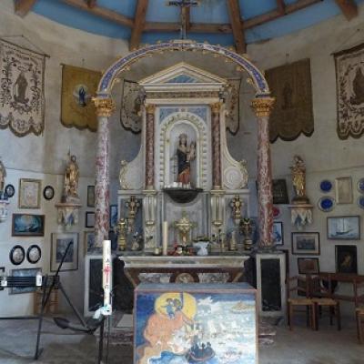 Descubre una capilla marinera, patrimonio del mar Mediterráneo, con tu curso de inmersión en francés