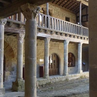 Cours de français et découverte culturelle: abbaye