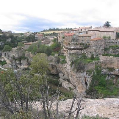 French tuition and discovery of corbieres minervois