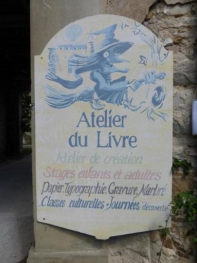Le village du livre et la classe de français