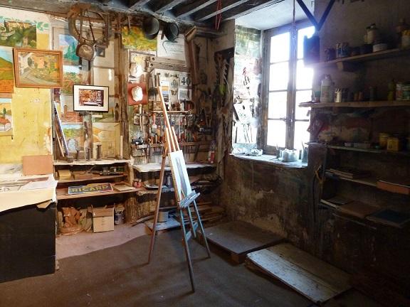 Visiter des galeries et apprendre le français