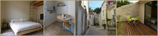 Independant accommodation while you study french