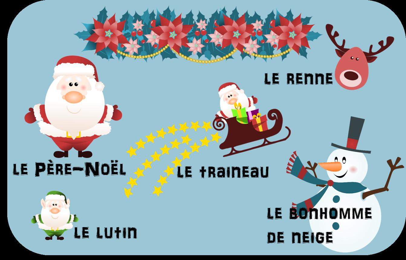 Le Père Noël et Cie