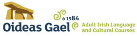 Oideas gael adult irish courses
