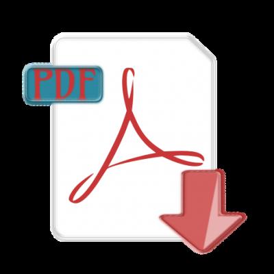 Fichier pdf naturellement français