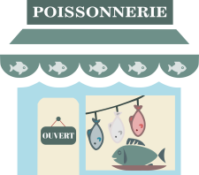 Poissonnerie fle