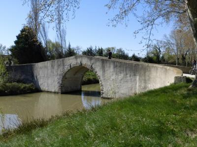 Promenade canal apprendre francais